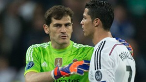 Casillas Ronaldo Real Schalke 10032015
