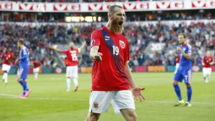 jo inge berget - norway 2 croatia 0 - euro 2016 qualifier - 06092015