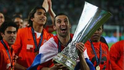 darijo srna - shakhtar 2 werder 1 - uefa league final - 2009