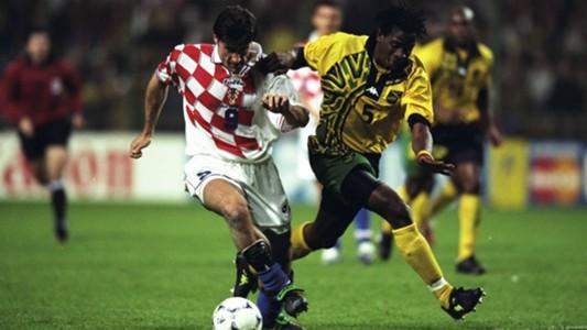 davor suker ian goodison - croatia 3 jamaica 1 - world cup 1998 - 14061998