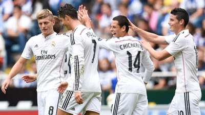 deportivo 2 real madrid 8 - 16092014
