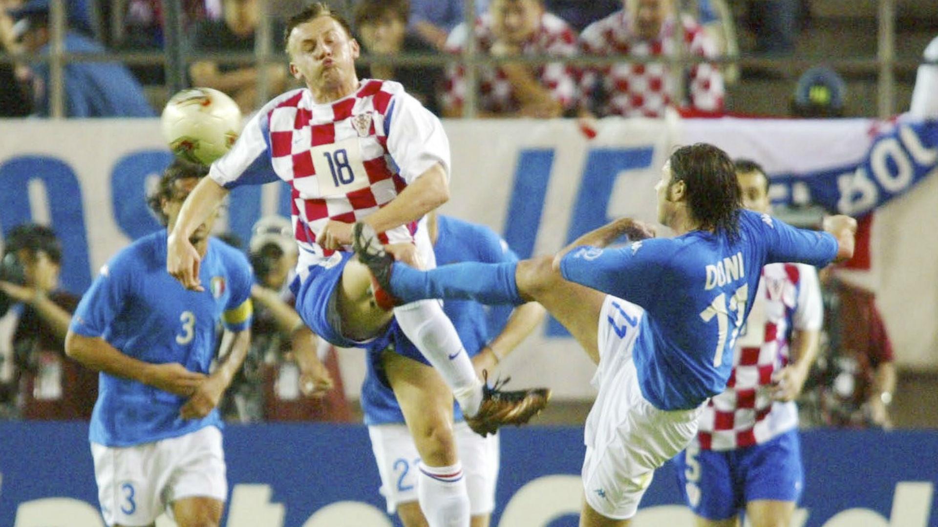 ivica olic - croatia 2 italy 1 - world cup 2002