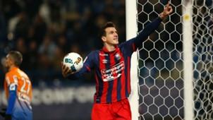 ivan santini - caen dijon - ligue 1 - 2016