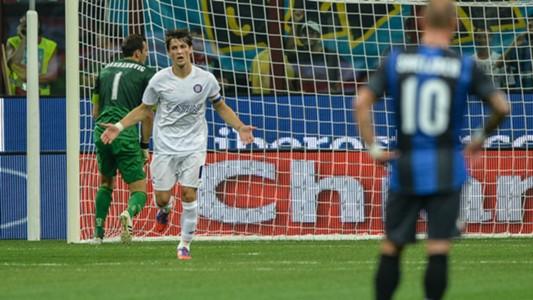 ante vukusic - inter 0 hajduk 2 - europa league - 09082012
