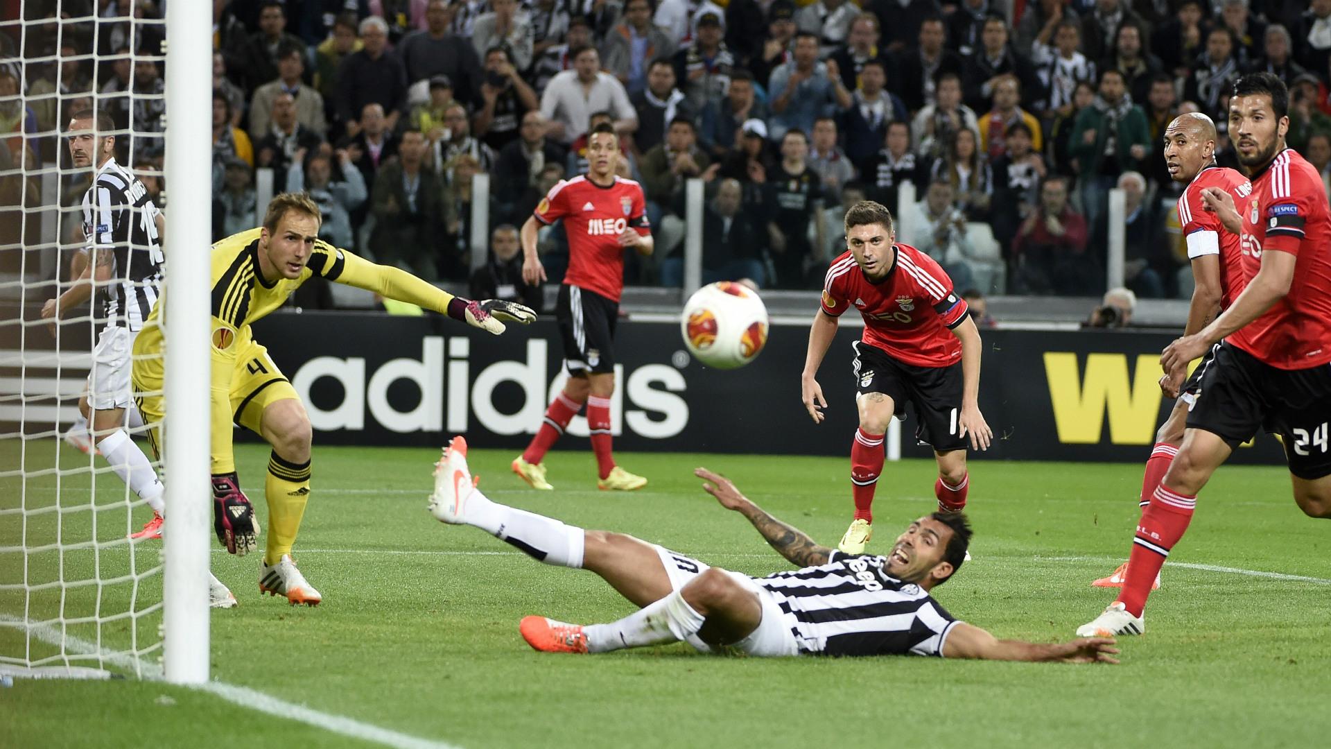 Juventus Benfica 010514