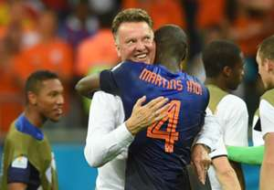 louis van gaal nizozemska world cup