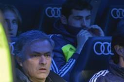 Jose Mourinho Iker Casillas