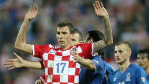 mario mandzukic - croatia 6 azerbaijan 0 - euro 2016 qualifiers - 13102014