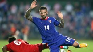 Croatia U21 England U21 Marko Livaja