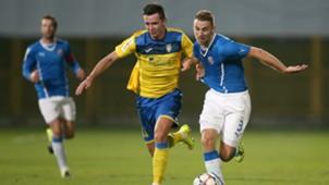 Dejan Cabraja Mario Musa Inter Dinamo