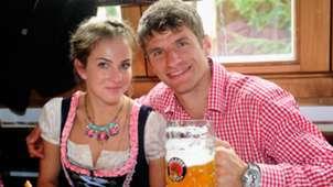 WAGS Bayern Lisa Muller