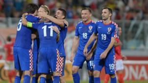 malta 0 croatia 1 - euro 2016 qualifiers - 13102015