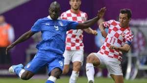 Hrvatska Italija 2012. Mario Balotelli