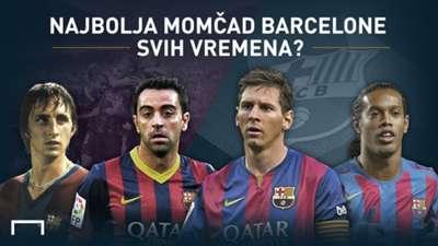 GFX Barcelona najbolja momcad