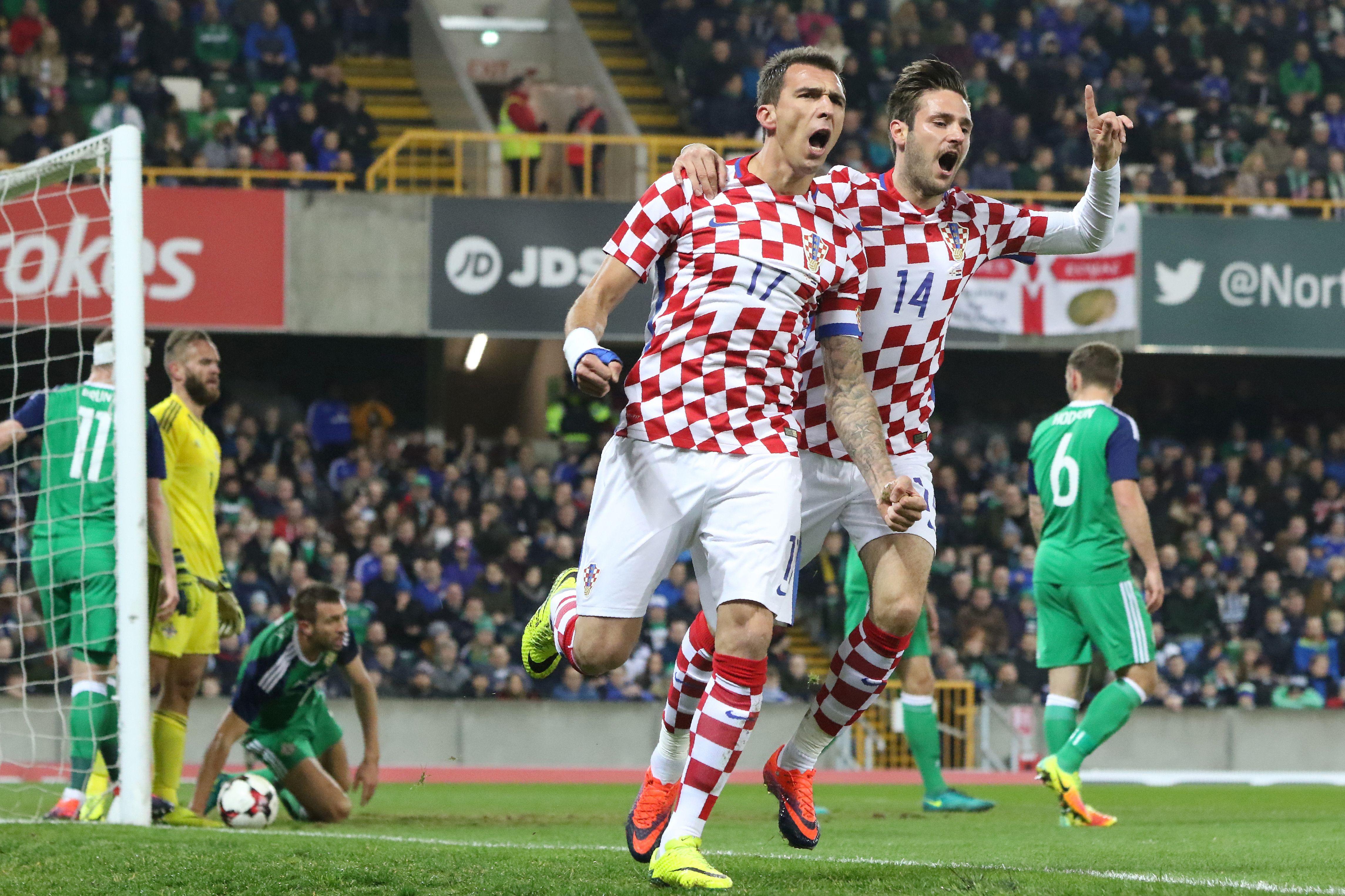Kosovo Vs Kroatien
