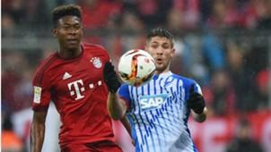 Andrej Kramaric Bayern Hoffenheim 31012015