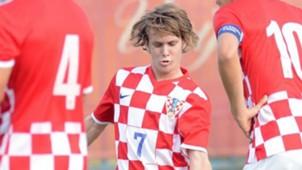 Hrvatska U21 Alen Halilovic 03092015
