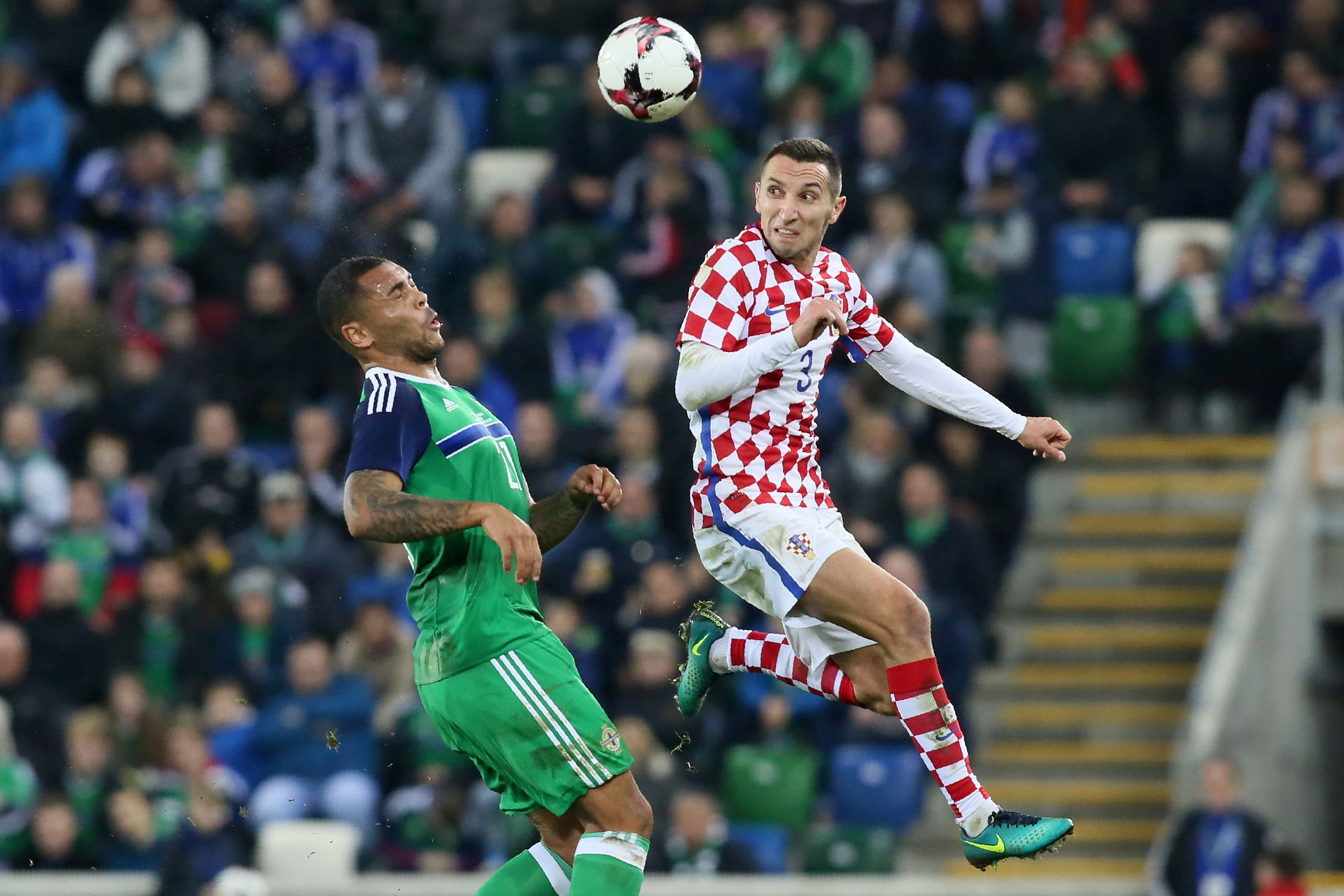 marin leovac - northern ireland croatia - friendly - 15112016