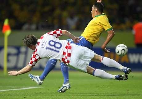 Kviz o utakmicama Hrvatske i Brazila: Tko (ni)je igrao, zabijao, lomio se, dobio crveni...
