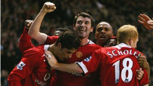 Roy Keane Cristiano Ronaldo Manchester United