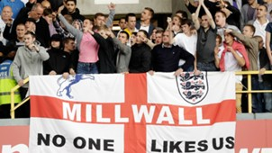 Milwall fans