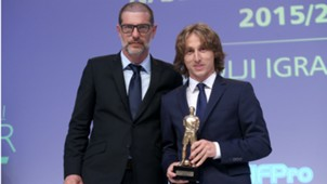 Slaven Bilic Luka Modric Football Oscars