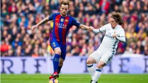 ivan rakitic luka modric - real barcelona - la liga 2016