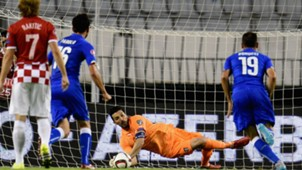 gianluigi buffon - croatia italy - euro 2016 qualifiers - 12062015