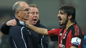 Gennaro Gattuso Joe Jordan Milan Tottenham