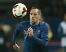 Franck Ribery Francuska