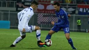 josip pivaric milot rashica - kosovo croatia - wc qualifier - 06102016