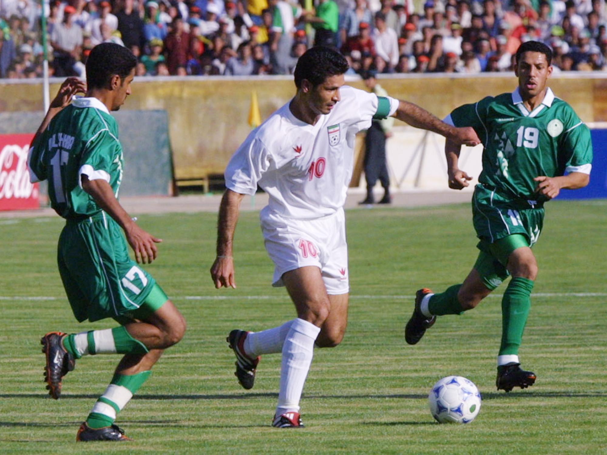 iran saudijska arabija