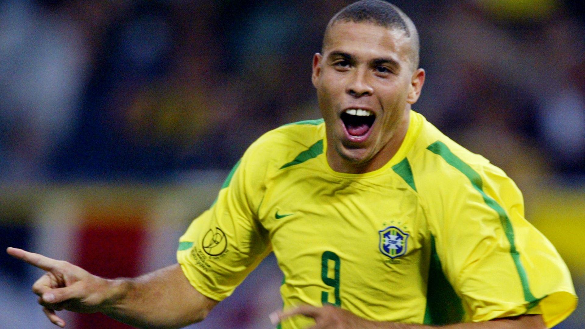 ronaldo nazario - brazil - 2002 - Goal.com
