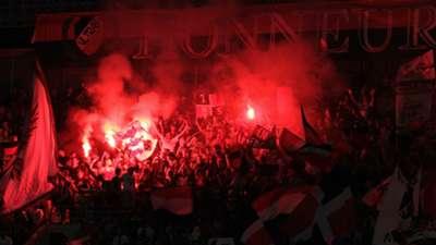 nice 0 bastia 1 - ligue 1 - fans - 18102014