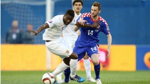 Croatia 5 - Norway 1 Euro Qualification 28032015