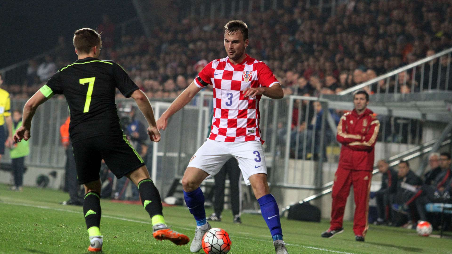 antonio milic - croatia u21 spain u21 - qualifier - 17112015