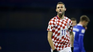 marcelo brozovic - croatia iceland - world cup qualifier - 12112016