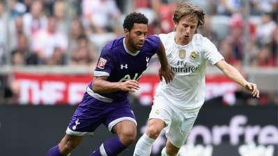 Tottenham Real Madrid Luka Modric