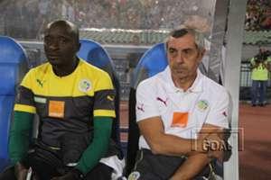 alan grace coach senegal