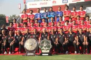 Egyptian league champions Al Ahly 2015-2016