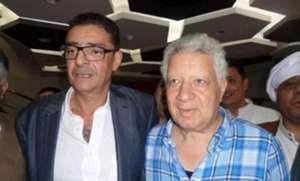 Mahmoud Taher - Al Ahly - Murtada Mansour - Zamalek