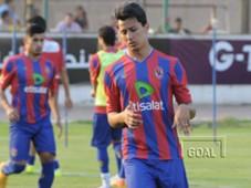 amr gamal - al ahly team training