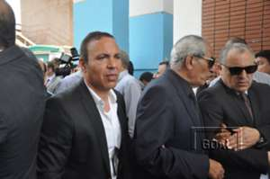 Ayman Younis - Dahshoury Harb - Hany Abo Rida - Funeral Hassan El-Shazly