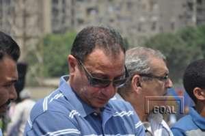 Mahmoud al-Khatib - Funeral Hassan El-Shazly