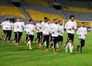 egyptian national team training - 11-11-2016