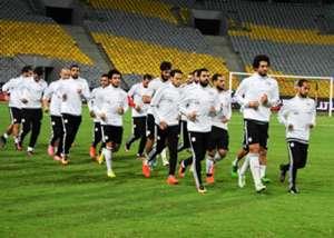 egyptian national team training - 11-11-2016