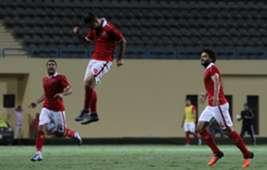 Abdallah El Said - Ahmed Fathi - Hossam Ghaly - Al Ahly - El Gaish