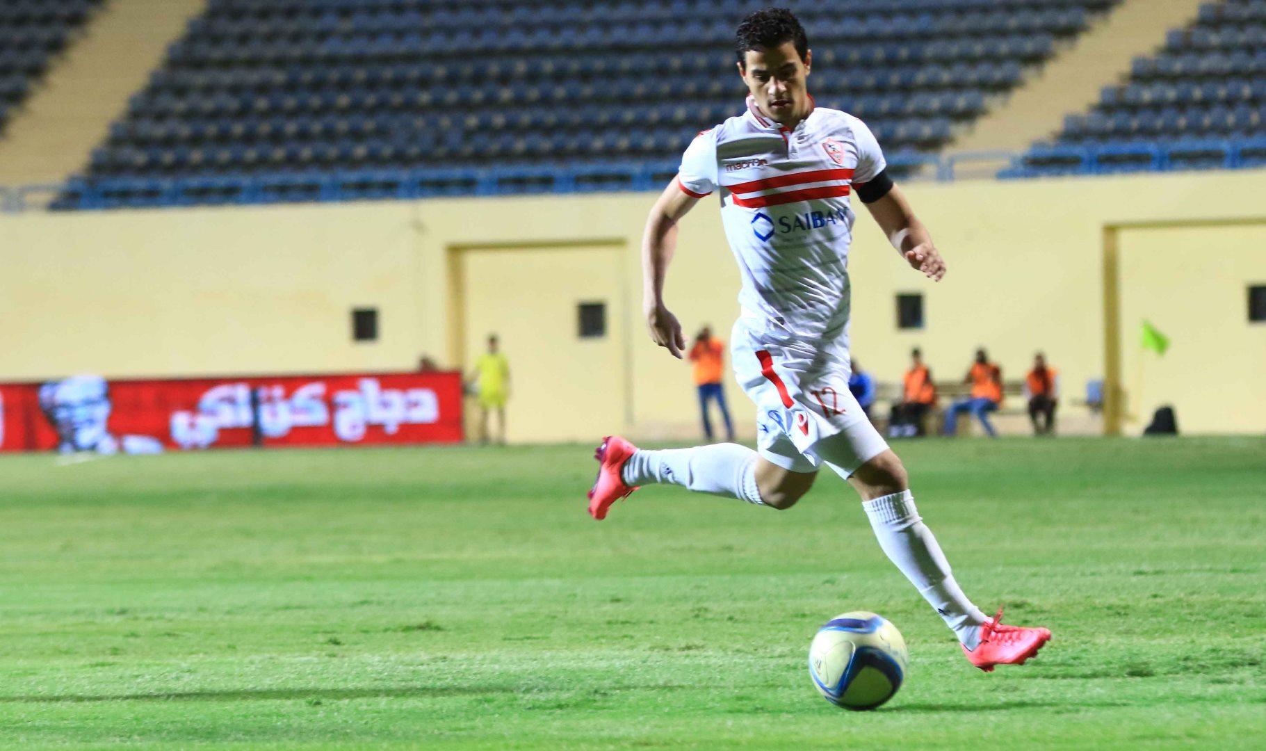 Ahmed Tawfik - Zamalek
