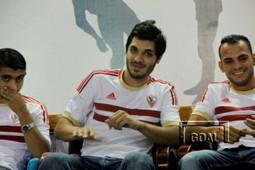 Ali Gabr - Zamalek
