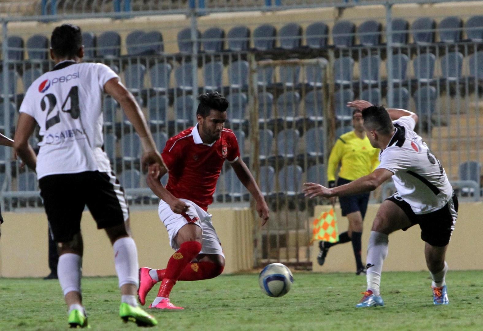 Saleh Gomaa - Al Ahly - El Gaish
